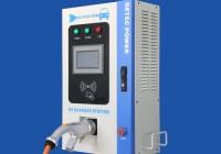 SET450-40B * Statie alimentare DC 20KW, tip de conector CCS - Combo 2 si CHAdeMO cu selectie din display