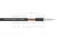 COAXIAL RG59 * Cablu coaxial RG59(cupru), Rola 100m