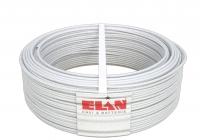 EL 4x0,22 * Cablu 4x0,22mm, ecranat, cupru litat