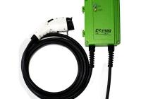 GS107T1GC * Statie de incarcare fixa, alimentare monofazata, 220V/32A, 7.2 kW, cu outlet Type 1
