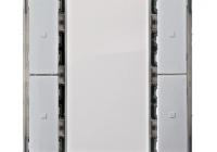 KX2222DB32 * Taster, 2 căi, aluminiu metalic, fără LED
