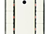 KX2232DB15 * Taster, 3 căi, EnOcean, cu LED