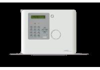 XR 800 * Centrala efractie, 2 zone extensibila prin module la 10 zone cablate/ 64 wireless sau combinatii de zone wireless si cablate, 4 partitii, 64 utilizatori