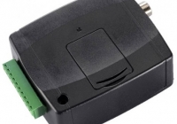GSM ADAPTER MINI * Comunicator GSM (2G) universal programabil prin USB ce emuleaza o linie telefonica pentru centralele cu comunicator PSTN incorporat ce suporta protocol Contact ID