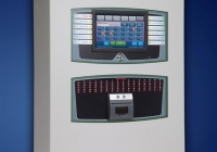 TAAED2311PA1 * Centrala de incendiu analog-adresabila 2 bucle Kentec Taktis, max 8 bucle, 48 zone, cutie adanca
