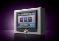 TADEE0001000 * Repetor centrala de incendiu Kentec Taktis Vision, LCD, IP30, aparent