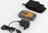 WM-5000L5 * Sistem de monitorizare tur patrula in timp real cu GPRS (3G), cititor de proximitate RFID EM 125kHz incorporat, IP67