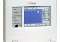FMR-5000-C-07 * Repetor centrala incendiu RO EN