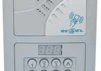 ISCP-01N-50 EM MS * Interfonul master-slave este destinat blocurilor la care există două sau mai multe căi de acces în scara blocului