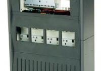 CPH 0006 A * Backbox CABT 1 rail