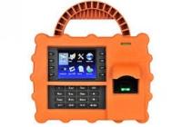 S922-3G-O-E * Terminal de pontaj, portabil, cu senzor de amprente, cititor de carduri si tastatura
