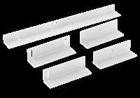 """MBK-180NDZL * Suport dublu """"ZL"""" pentru fixare electromagnet"""