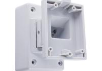 XD-WALLBRACKET * Suport pentru detector, articulatie, policarbonat, perete