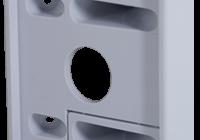 XD-45D-ADAPTER * Suport pentru detector, perete, policarbonat