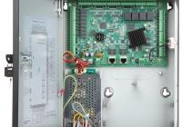 ASC2204C-H * Centrală control acces pentru 4 ieșiri un singur sens
