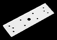 PL-180I-5MM * Distantier din plexiglas de 5 mm, compatibil cu suportul MBK-180I