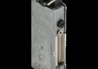 DORCAS-62AaD-R * Yala electromagnetica incastrabila, rezistenta la apa si praf - NO - 12Vcc, DREAPTA