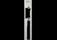DORCAS-H1-X-R * Suport lung din inox, de dreapta, pentru incuietorile Dorcas din seria Top