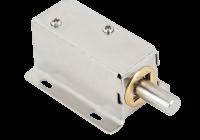 YE-302B-M * Incuietoare electromecanica din metal cu bolt, pentru usi de vestiare