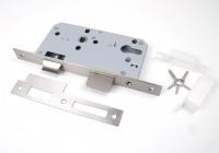 HLK-E6072 * Broasca mecanica profil european, reversibila cu contact de monitorizare