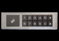 TKD-910 * Incuietoare orizontala standalone pentru usi de vestiare si dulapuri
