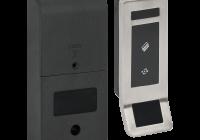 T-0880 * Incuietoare all-in-one pentru vestiare si dulapuri, adresabila, Mifare 13.56 MHz