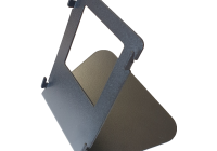 C31X-B * Suport negru pentru montarea pe birou a videointerfoanelor IP din seria C313 si C315, monitoare cu diagonala de 7''