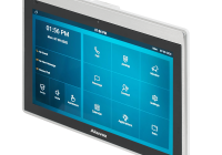 """IT83A * Video interfon IP SIP, monitor 10"""", Voice Assistant, Android, WiFi, bluetooth, camera video, alimentare POE"""