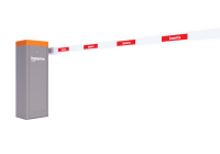 BXB-S18CB02-gy- L * Corp bariera de acces auto cu servomotor din seria SERVO 100 PRO, suporta brat de pana la 8m