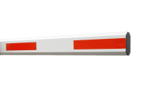 YK-BAR1H-5M * Brat bariera din aluminiu vopsit, 5m