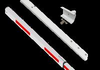 BXB-BAR1H-TS8M [KIT] * Kit de montare a bratului de bariera 8m pentru SERVO 100 PRO BOOMX