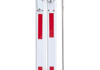 YK-BAR3-5M(180) * Brat de bariera pliabil la 180° de 5m