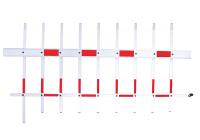 YK-BAR4-4.5M * Brat de bariera tip gard simplu, lungime 4.5m