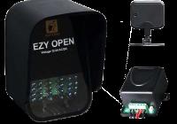 EZY-OPEN * Kit pentru comanda de deschidere automata a sistemelelor de automatizari porti
