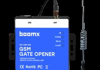 BXA-GSM-525-4G * Modul de comanda prin GSM cu un releu, 2 intrari digitale si iesire de alarma, 4G