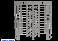 BMTV-535-2 * Turnichet vertical semi-automat, cu 2 cai de acces