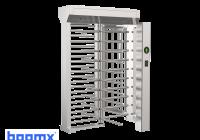 BMTV-539 * Turnichet vertical semi-automat, rezistent la apa, cu o cale de acces