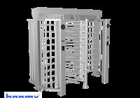 BMTV-539-2 * Turnichet vertical semi-automat, rezistent la apa, cu doua cai de acces