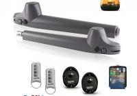 QK-R400KIT * Kit automatizare porti batante, max. 4.5m/ canat, 220Vca- ROTELLO