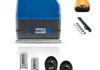 QK-V600KIT+ * Kit automatizare porti culisante, max. 600kg, 220Vca- VELOS