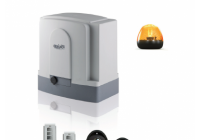 QK-M1200KIT+ * Kit automatizare porti culisante, max. 1200kg, 230Vca- MOOVY