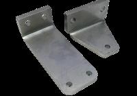 QK-BRAR400 * Set suporturi din metal pentru fixare 1 motor Rotello