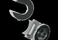 QK-FCR400 * Limitator mecanic de cursa pentru automatizarile de porti batante din seria Rotello
