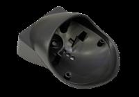 QK-BRALUX * Suport L pentru montarea pe perete a lampilor de semnalizare QUIKO