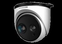 IPC2211-FN-PIR40-L0280 * Camera de supraveghere Kedacom dome IP, 2MP STARLIGHT