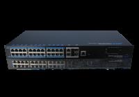 "UTP7224E-POE-L2 * Switch rackabil 19"" cu 24 porturi PoE+ ,2 porturi uplink 1Gbps, 2 porturi Ethernet"