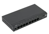SG8-M * Switch gigabit cu 8 porturi 10/100/1000 Mbps cu functie Switching loop detection