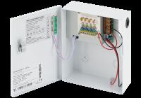 YPS-12-4-3 * Sursa de alimentare cu backup, pentru sisteme CCTV, cu 4 canale