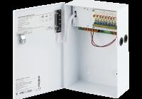 YPS-12-8-10 * Sursa de alimentare cu backup, pentru sisteme CCTV, cu 8 canale