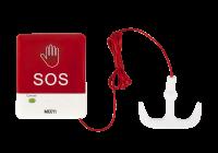 Y-FS2-WR-D * Buton de panica wireless cu fir